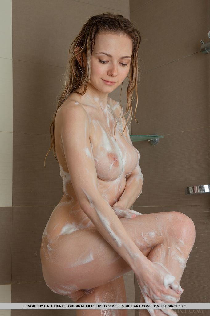 Naked girls under shower videos