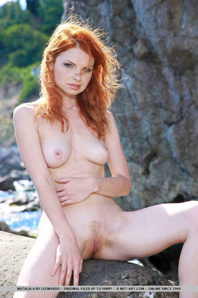 Naked redheaded ladies