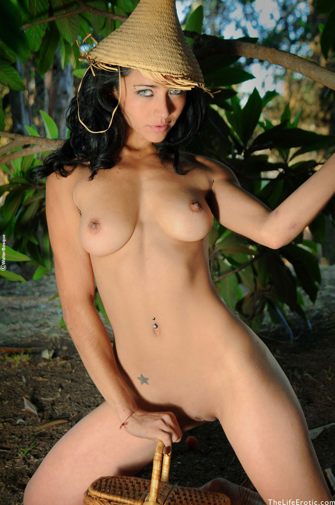 South american women naked
