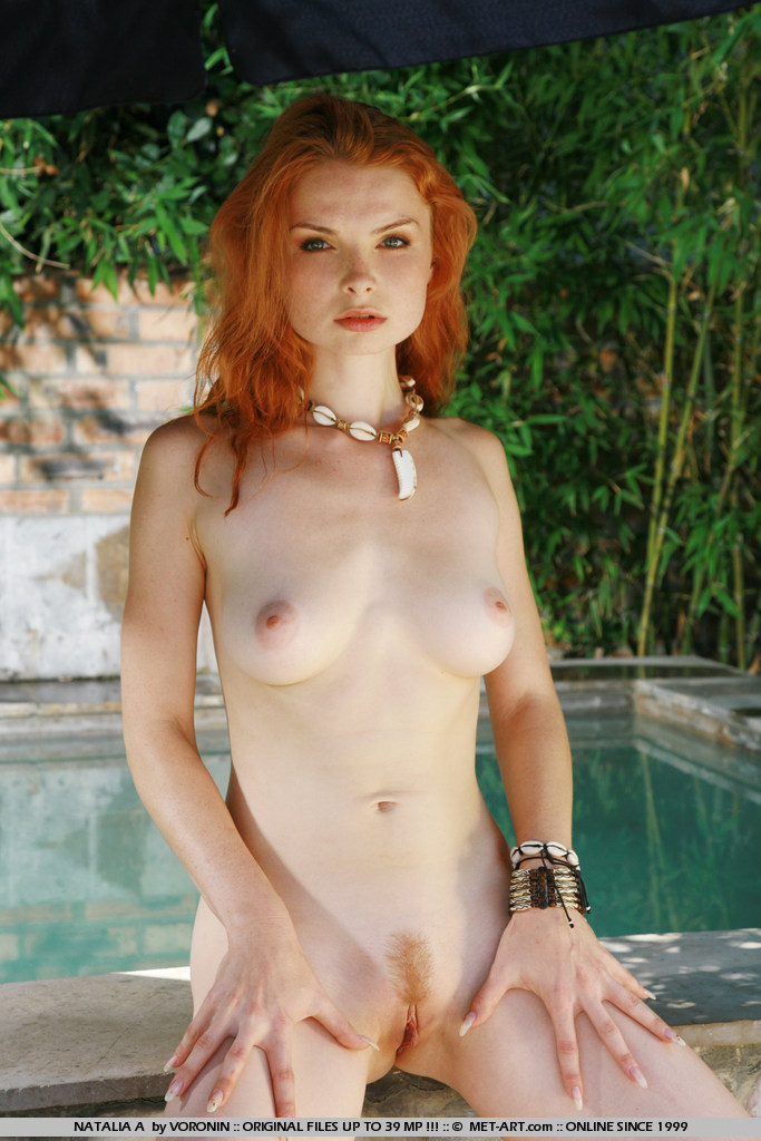 Hot sexy redhead women pity, that